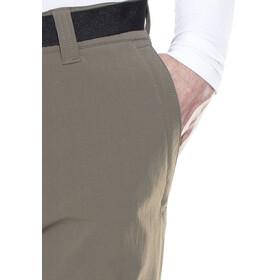 Maier Sports Nil lange broek Heren bruin